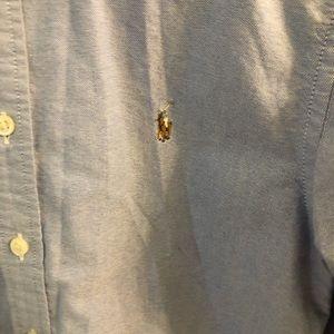 Youth medium Ralph Lauren Long Sleeve Dress Shirt